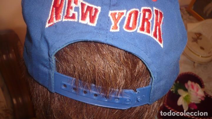 Coleccionismo deportivo: Gorra visera Giants New York- Cap of visor Giants New York - Foto 3 - 134861098