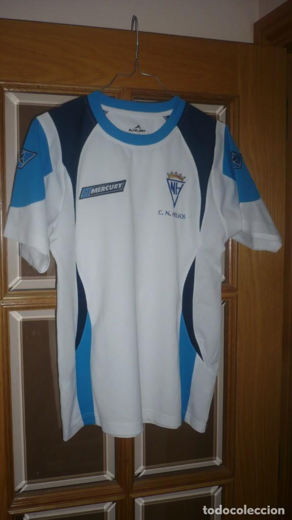 CAMISETA CLUB NATACIÓN HELIOS DE ZARAGOZA (Coleccionismo Deportivo - Merchandising y Mascotas - Otros deportes)