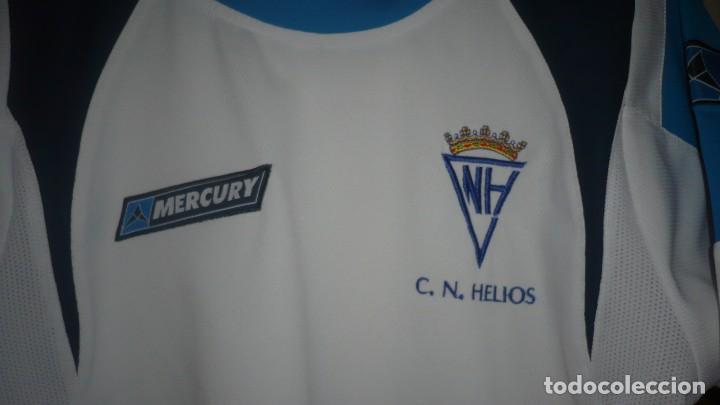 Coleccionismo deportivo: Camiseta Club Natación Helios de Zaragoza - Foto 2 - 135392138