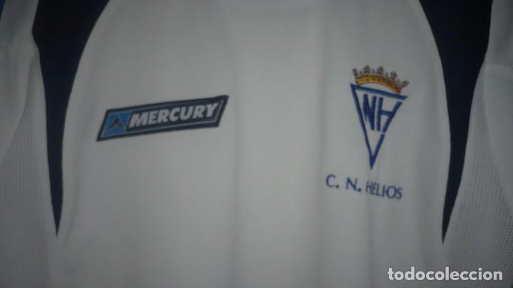 Coleccionismo deportivo: Camiseta Club Natación Helios de Zaragoza - Foto 5 - 135392138