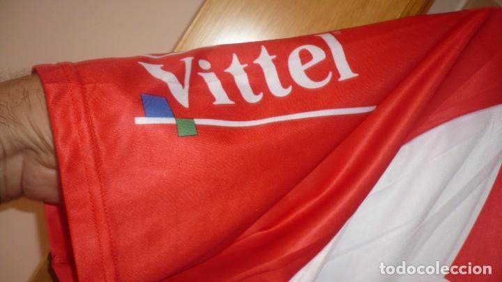 Coleccionismo deportivo: Camiseta ciclismo VITTEL Talla L - Foto 3 - 137154658