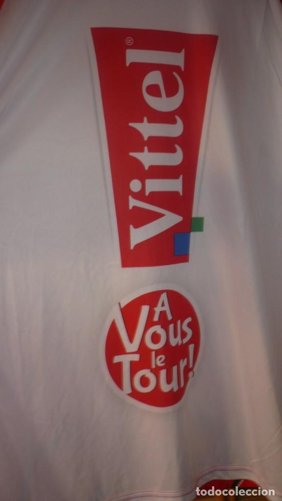 Coleccionismo deportivo: Camiseta ciclismo VITTEL Talla L - Foto 5 - 137154658
