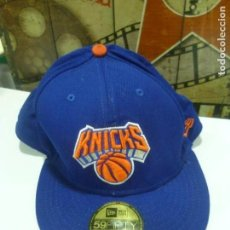 Coleccionismo deportivo: GORRA NBA OFICIAL: KNICKS. Lote 141229946