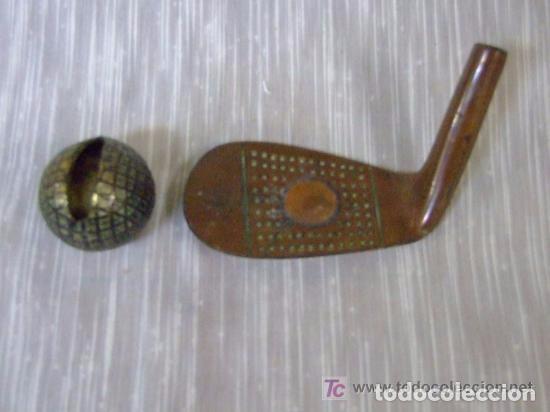 GOLF, PIEZAS DE SOBREMESA (Coleccionismo Deportivo - Merchandising y Mascotas - Otros deportes)