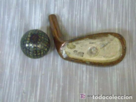 Coleccionismo deportivo: GOLF, PIEZAS DE SOBREMESA - Foto 4 - 143164330