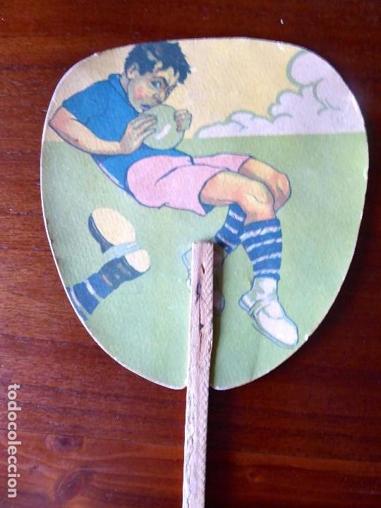 Coleccionismo deportivo: FUT-104. PAREJA DE PAI PAIS FUTBOL. AÑOS 20 Y 30. - Foto 3 - 146178978