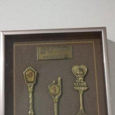 Coleccionismo deportivo: SET CONMEMORATIVO OLIMPIADAS SEUL 1988. Lote 150828114