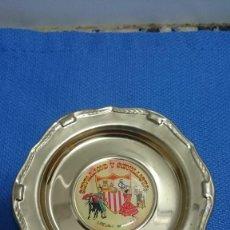 Coleccionismo deportivo: CENICERO SEVILLANO Y SEVILLISTA MARCA LINEVA. Lote 151344542