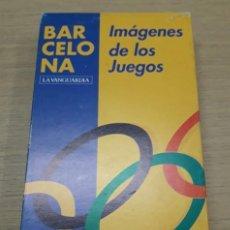 Coleccionismo deportivo: VIDEO VHS BARCELONA 92. IMAGENES DE LOS JUEGOS OLIMPICOS OLIMPIADAS 1992. Lote 151875246