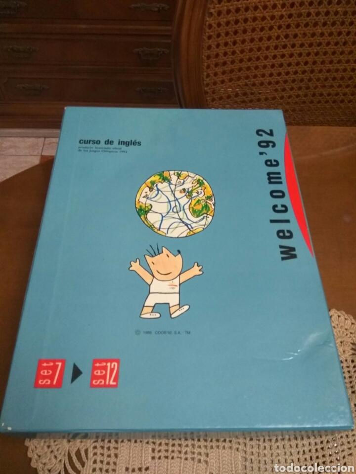 Coleccionismo deportivo: COBI BARCELONA 92 CURSO DE INGLÉS COMPLETO PRODUCTO OFICIAL VER FOTOS - Foto 2 - 152661484