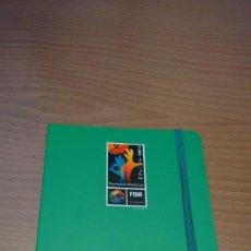 Coleccionismo deportivo: LIBRETA CONMEMORATIVA MUNDIAL DE BASKET 2014. Lote 155168086