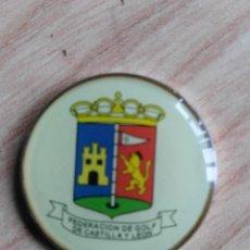 Coleccionismo deportivo: IMAN FEDERACION CASTILLA-LEON DE GOLF . Lote 155331390