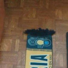 Coleccionismo deportivo: BUFANDA CLUB BALONCESTO GRAN CANARIA 50 ANIVERSARIO BASKETBALL. Lote 155845422