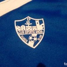 Coleccionismo deportivo: SUDADERA CLUB ESPORTIU ANOIA. Lote 156725922