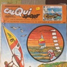 Coleccionismo deportivo: CALQUI SPORT. Lote 158529530