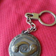 Collectionnisme sportif: LLAVERO CAMPEONATO DEL MUNDO BALONMANO HANDBALL CHAMPIONSHIP 1979 ESPAÑA SPAIN. Lote 160064808