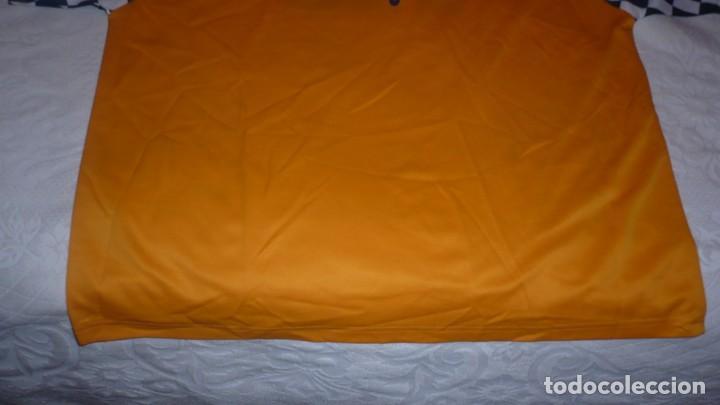 Coleccionismo deportivo: Conjunto camiseta y pantalón Corte Infantil - Luanvi (talla adulto) - Foto 2 - 160933790