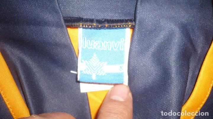 Coleccionismo deportivo: Conjunto camiseta y pantalón Corte Infantil - Luanvi (talla adulto) - Foto 5 - 160933790