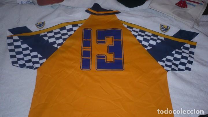 Coleccionismo deportivo: Conjunto camiseta y pantalón Corte Infantil - Luanvi (talla adulto) - Foto 7 - 160933790