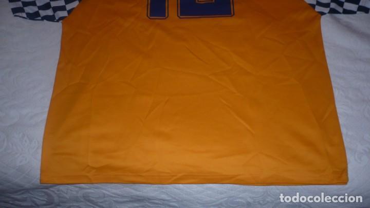 Coleccionismo deportivo: Conjunto camiseta y pantalón Corte Infantil - Luanvi (talla adulto) - Foto 8 - 160933790