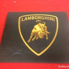 Coleccionismo deportivo: ALFOMBRILLA DE ORDENADOR LAMBORGHINI. Lote 163422357