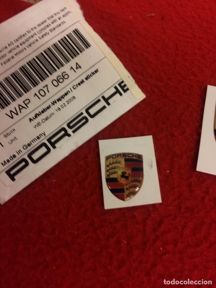 Coleccionismo deportivo: Escudos. Porsche - Foto 3 - 163562312