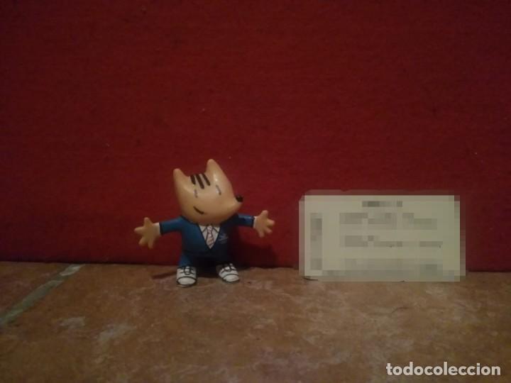 MUÑECO PVC COBI OLIMPIADAS DEL 92 (Coleccionismo Deportivo - Merchandising y Mascotas - Otros deportes)