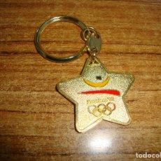 Coleccionismo deportivo: (TC-210/19) LLAVERO OFICIAL OLIMPIADAS BARCELONA 92 . Lote 170078212