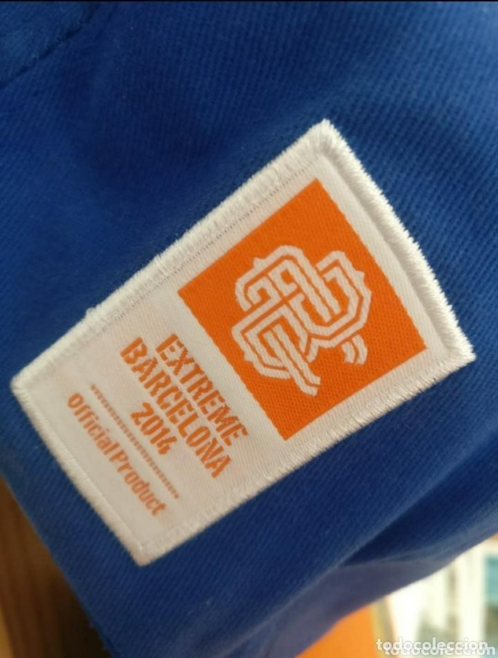 Coleccionismo deportivo: Gorra oficial 1a edición Extreme Games Barcelona 2014 - Foto 4 - 173603969