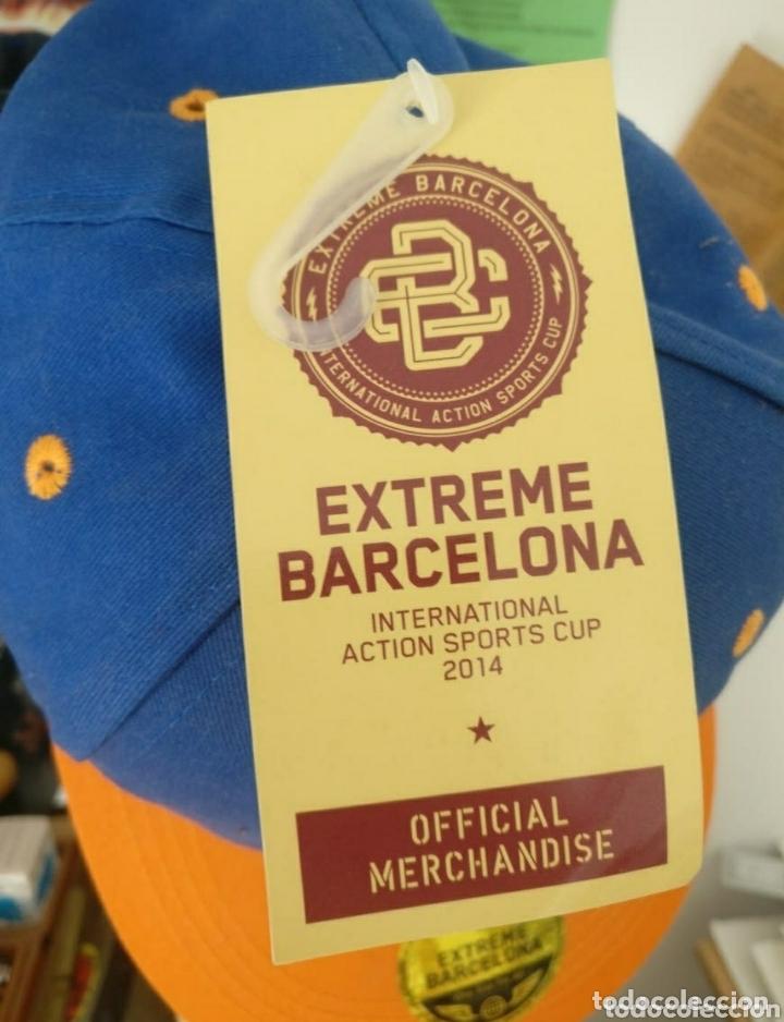 Coleccionismo deportivo: Gorra oficial 1a edición Extreme Games Barcelona 2014 - Foto 2 - 173603969