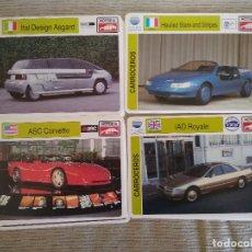 Coleccionismo deportivo: LOTE DE 459 FICHAS DE MOTOR 16. PLANETA.. Lote 175107453