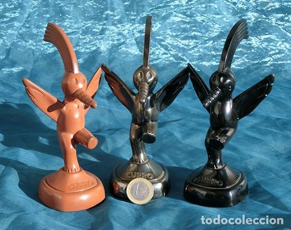 Coleccionismo deportivo: CURRO - EXPO 92 - SEVILLA - DURAN & DURAN - 1989 - LOTE DE TRES CURROS EN DISTINTOS COLORES - Foto 19 - 178672301