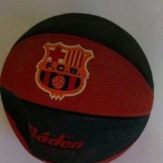 Coleccionismo deportivo: BALON BADEN CON ESCUDO F.C.BARCELONA HOMOLOGADO POR LA ASOCIACION DE CLUBS DE BALONCESTO BARÇA. Lote 179339292