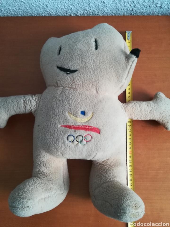 Coleccionismo deportivo: Peluche Cobi - Juegos Olímpicos Barcelona 92 - Mascota - Foto 15 - 186451485