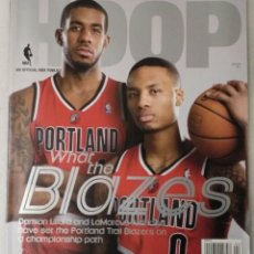 Coleccionismo deportivo: REVISTA AMERICANA ''HOOP'' (MARZO DE 2014) - CON PÓSTER DE WESTBROOK - NBA. Lote 190400515