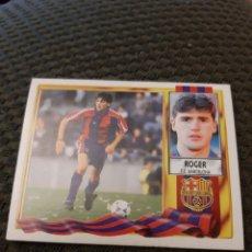 Coleccionismo deportivo: EDICIONES ESTE 95 96 ROGER FC BARCELONA NUEVO. Lote 193652153
