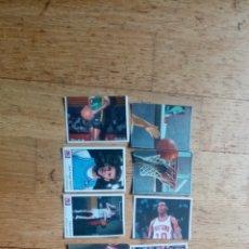 Coleccionismo deportivo: PEGATINAS BASKETBALL VARIOS. Lote 205397571