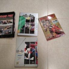 Coleccionismo deportivo: CARPETAS MOTOCICLISMO. Lote 205872197