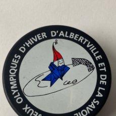Coleccionismo deportivo: XVI JEUX OLYMPIQUES D'HIVER D'ALBERTVILLE ET DE LA SAVOIE. 1992.. Lote 209182308