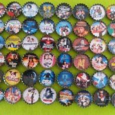 Coleccionismo deportivo: COLECCION DE CHAPAS CON SERIES DE LOS AÑOS 89-90. Lote 209933758