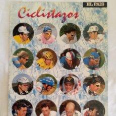 Coleccionismo deportivo: CICLISTAZOS EL PAÍS COMPLETA. Lote 210759855