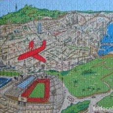 Coleccionismo deportivo: PUZZLE OLIMPIADAS BARCELONA 92, COBI -JJOO, JUEGOS OLÍMPICOS. 500 PZAS. MARISCAL - B-92. Lote 216809377