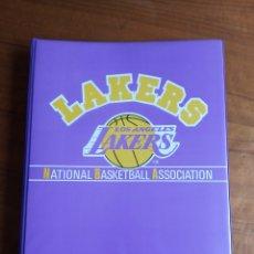 Coleccionismo deportivo: CARPESANO L.A.LAKERS. Lote 222238661