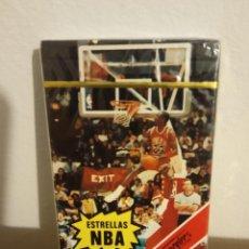 Coleccionismo deportivo: --BARAJA HERACLIO FOURNIER CARTAS BASKET ESTRELLAS DE LA NBA 1988 . BARAJA NUEVA SIN ABRIR. Lote 222847157