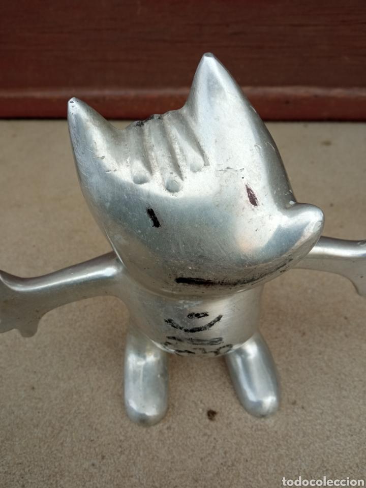 Coleccionismo deportivo: Mascota Cobi 92 Pilma - Foto 2 - 251659835