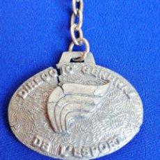 Coleccionismo deportivo: DIRECCIÓN GENERAL DEL DEPORTE GENERALITAT DE CATALUÑA. Lote 276935833