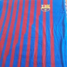 Coleccionismo deportivo: MANTA FC.BARCELONA. Lote 280273468