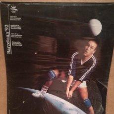 Coleccionismo deportivo: POSTER BARCELONA 92. Lote 282536788