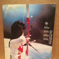 Coleccionismo deportivo: POSTER BARCELONA 92. Lote 282536908