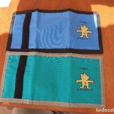 Coleccionismo deportivo: BILLETERA COBI MASCOTA BARCELONA 1992 OLIMPICA. Lote 288402923